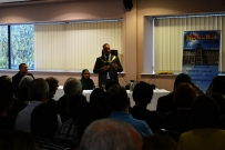 The Deputy Mayor of Calderdale: Councillor Ferman Ali opens the event
