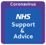 NHS support and advice